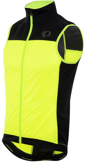 PEARL iZUMi P.R.O. Barrier Lite Vest Men Screaming Yellow/Black